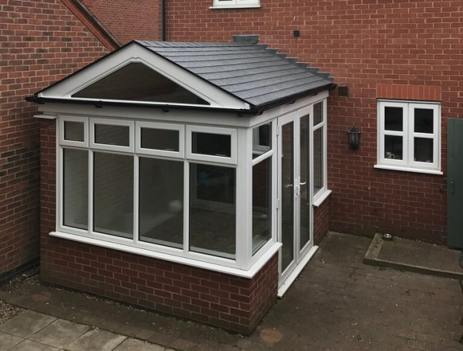 Conservatory roof for Steed