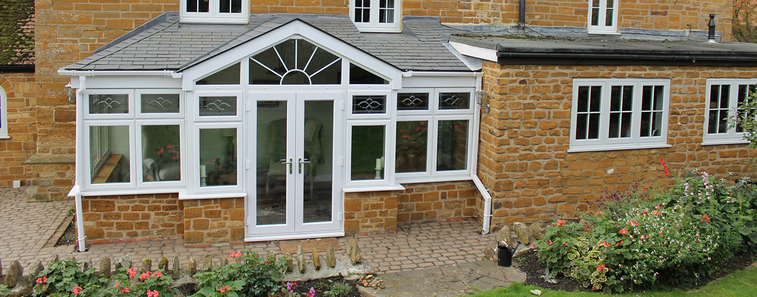 Lightweight and tiled insulated solid conservatory roof replacement
